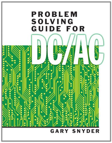 9780135103869: Problem Solving Guide for DC/AC