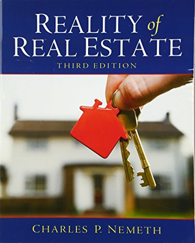 9780135104156: Reality of Real Estate (3rd Edition)