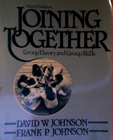 9780135104880: Joining Together: Group Theory and Group Skills