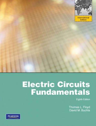 9780135105856: Electric Circuits Fundamentals: International Edition
