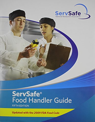 9780135107683: ServSafe Food Handler Guide 5th Edition Update (5th Edition)