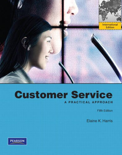 9780135109311: Customer Service: A Practical Approach
