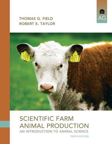 9780135111499: Scientific Farm Animal Production