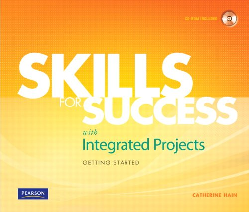 9780135112885: Skills for Success with Integrated Projects Getting Started