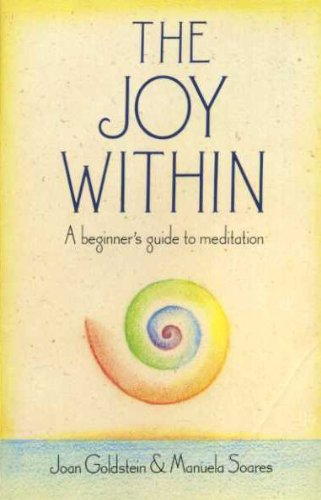 9780135113387: The Joy within: Step-by-step Guide to Meditation