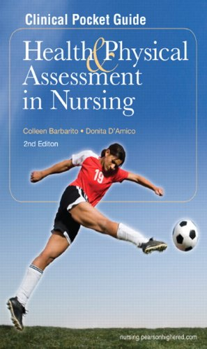 9780135114704: Clinical Pocket Guide for Health & Physical Assessment in Nursing (2nd Edition) (Barbarito, Clinical Pocket Guide for Health & Physical Assessment in Nursing)