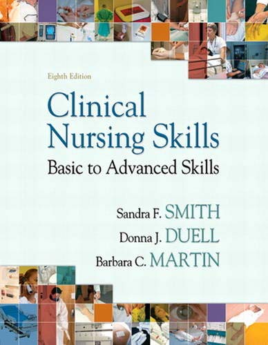 9780135114735: Clinical Nursing Skills (8th Edition)