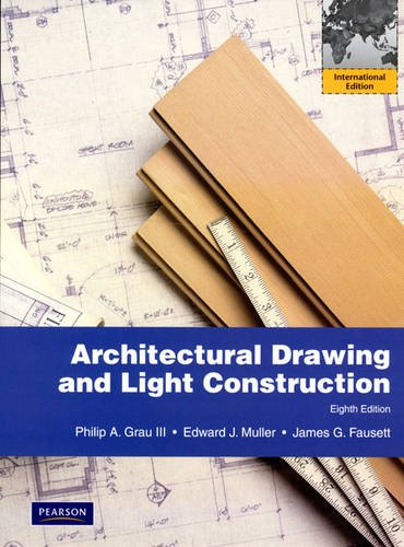 9780135117361: Architectural Drawing and Light Construction