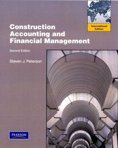 9780135117804: Construction Accounting and Financial Management