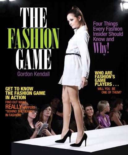 9780135117897: The Fashion Game