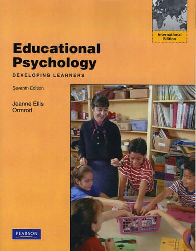 9780135118726: Educational Psychology: Developing Learners