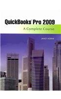 9780135120439: Quickbooks Pro 2009: A Complete Course and QuickBooks 2009 Software Package