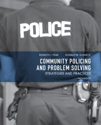 9780135120866: Community Policing and Problem Solving: Strategies and Practices (6th Edition)