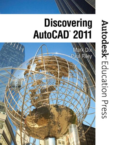 9780135122044: Discovering AutoCAD 2011 (Autodesk Education Press Series)