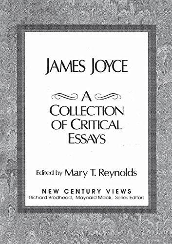 9780135122112: James Joyce: A Collection of Critical Essays (New Century Views)