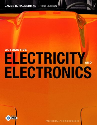 9780135124062: Automotive Electricity and Electronics (Myautomotivekit)