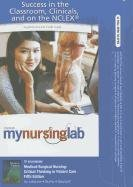 MyNursingLab -- Access Card -- for Medical-Surgical: LeMone, Priscilla, Burke,