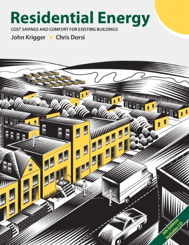 9780135125410: Residential Energy: Cost Savings and Comfort for Existing Buildings (5th Edition)
