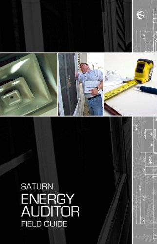 9780135125434: Saturn Energy Auditor Field Guide