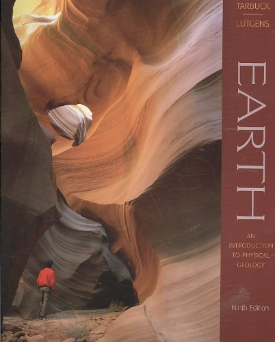 9780135127582: Earth Intro Phy Geol& S/Lect Notebk Earth