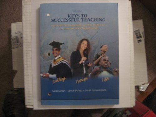 9780135128183: Keys to Successful Teaching (Instructor's Manual and Test Item File to Accompany Keys to Success)