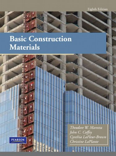 9780135129692: Basic Construction Materials (8th Edition) (Pearson Construction Technology)