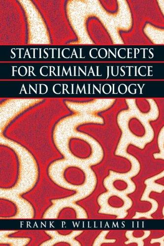 9780135130469: Statistical Concepts for Criminal Justice and Criminology