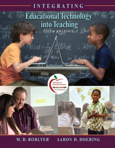 9780135130636: Integrating Educational Technology Into Teaching (myeducationlab (Access Codes))