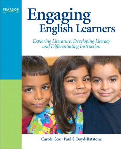 9780135130889: Engaging English Learners: Exploring Literature, Developing Literacy and Differentiating Instruction