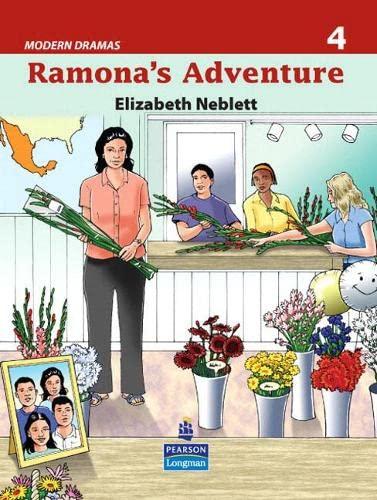 9780135131800: Ramona's Adventure: Level 4 (Modern Dramas)