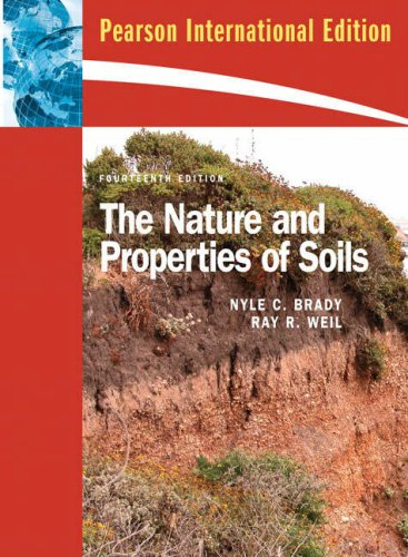 9780135133873: The Nature and Properties of Soils: International Edition
