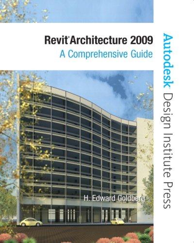 9780135134757: Revit Architecture 2009: A Comprehensive Guide