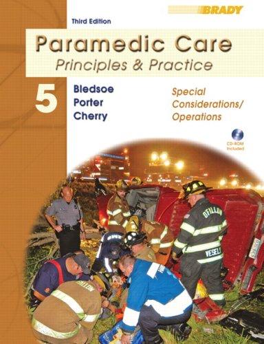 9780135137000 Paramedic Care Principles Practice