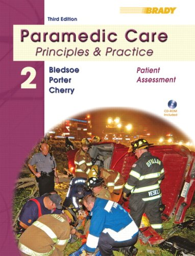 9780135137031: Paramedic Care: Patient Assessment v. 2: Principles and Practice (Paramedic Care: Principles & Practice)