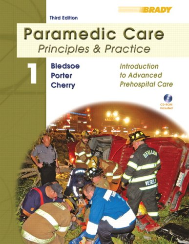 9780135137048: Paramedic Care: Principles and Practice; Volume 1, Introduction to Advanced Prehospital Care (3rd Edition)