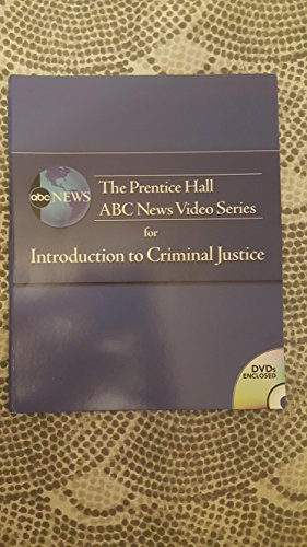9780135137567: The Prentice Hall ABC News Video Series for Introduction to Criminal Justice