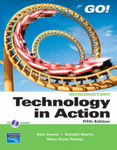 9780135137666: Introductory Technology in Action (5th Edition)