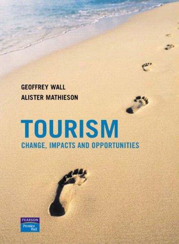 9780135139349: Tourism
