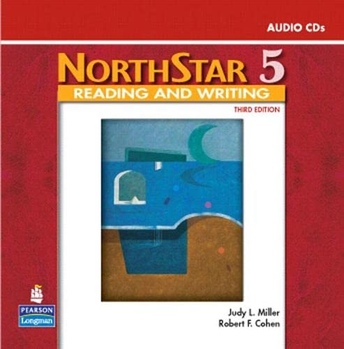 9780135139578: NorthStar, Reading and Writing 5, Audio CDs (2)