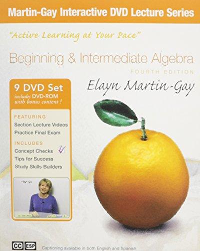 9780135141168: Beginning and Intermediate Algebra
