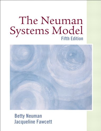 9780135142776: The Neuman Systems Model (5th Edition)