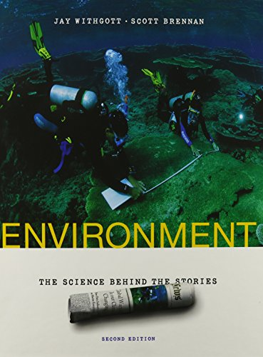 9780135144862: Environment: The Science Behind the Stories with Paperback Book