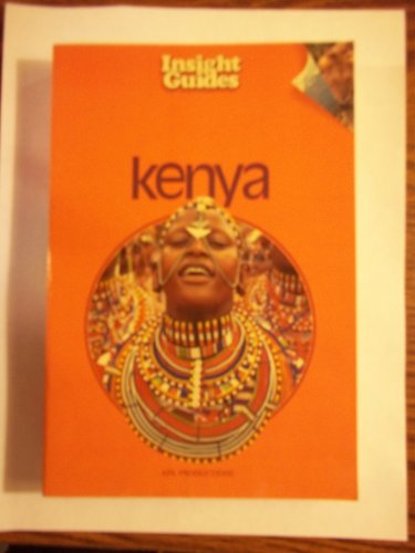 9780135145630: Insight Guide to Kenya (Insight Guide Kenya)