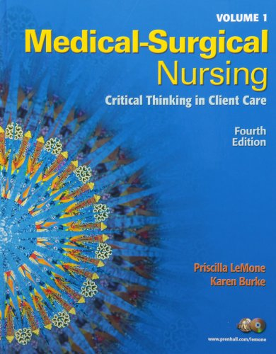 9780135145876: Medical-Surgical Nursing Volume 1 & 2 [With Paperback Book and Access Code]
