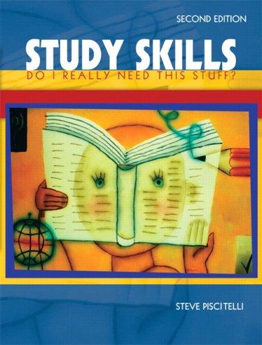 9780135146576: Study Skills: Do I Really Need This Stuff?