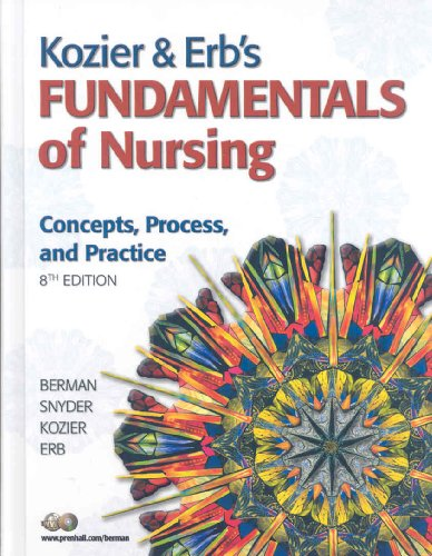 9780135147313: Kozier & Erb's Fundamentals of Nursing: Concepts, Process, and Practice [With Paperback Book and Access Code]