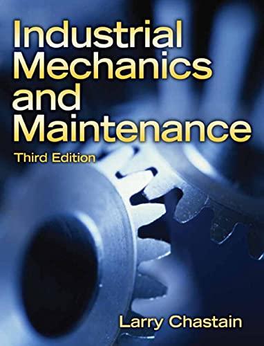 9780135150962: Chastain: Industri Mechanic Mainte_3 (3rd Edition)