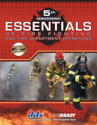 9780135151112: Essentials of Fire Fighting and Fire Department Operations
