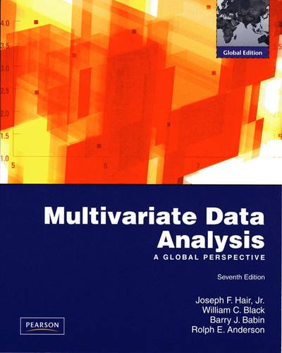 9780135153093: Multivariate Data Analysis: International Version