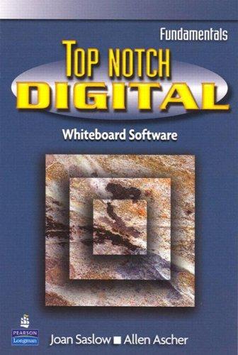 9780135155813: Top Notch Digital Fundamentals: Whiteboard Software